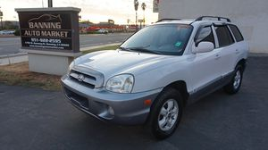 2005 Hyundai Santa FE for Sale in Banning, CA