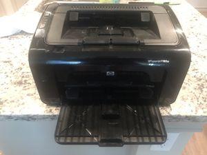 HP Laser Jet P1102 W printer for Sale in Lubbock, TX