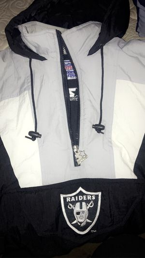 Vintage Raiders Starter Jacket for Sale in Whittier, CA