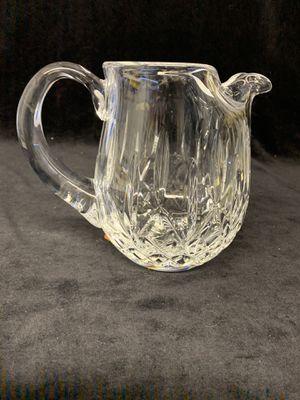 Waterford Crystal Lismore water jug for Sale in San Clemente, CA