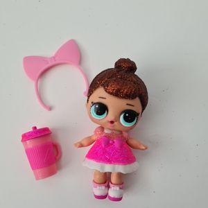 LOL Surprise Doll GLITTER FANCY BABY GLITTER BABE Big Sister Sparkle Princess for Sale in St. Petersburg, FL