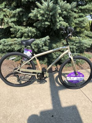 Brand New Huffy 27.5 Inch Adults Cruiser Bike with Shimano gears for Sale in Orland Park, IL