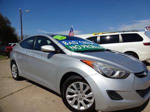 2012 Hyundai Elantra for Sale in Garland, TX