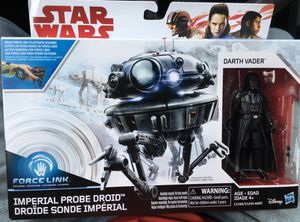 New Star Wars Force Link Imperial Probe Droid. for Sale in Apopka, FL