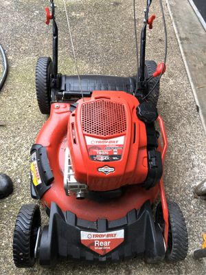 Troy built lawnmower (new) for Sale in Port Orchard, WA