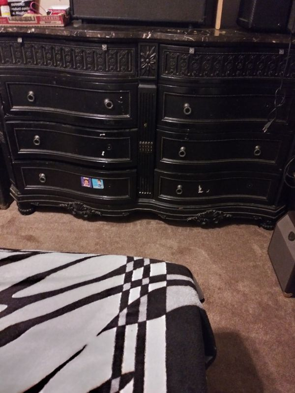 One free book and one free dresser