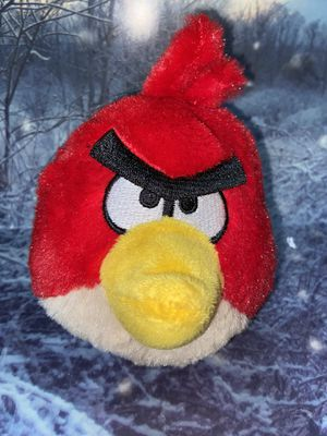 Rovio Angry Birds Plush Red for Sale in Bellflower, CA
