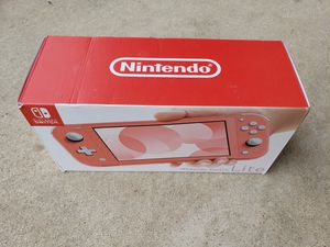 Nintendo switch Lite for Sale in Hillcrest Heights, MD
