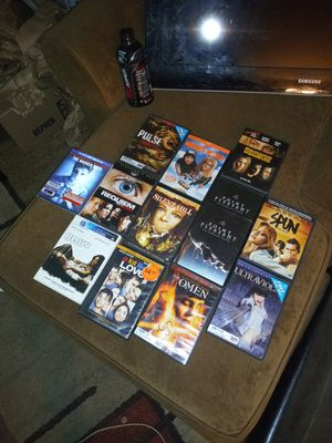 All 13 DVDs for ONLY $30 for Sale in Canby, OR