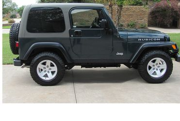 Everything Works 2005 Jeep Wrangler $1200.Rubicon AWDWheelss🍀 for Sale in Downey,  CA