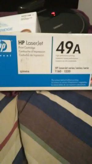 HP laser jet print catridge for Sale in San Diego, CA