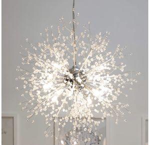 Firework LED Light Stainless Steel Crystal Chandelier for Sale in Orlando, FL