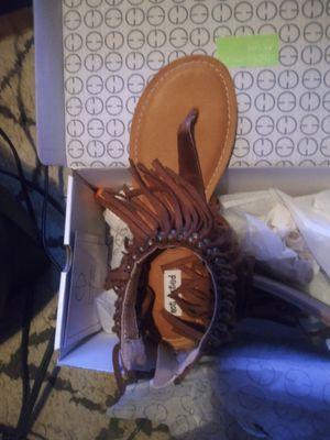 Fringe Sandals for Sale in Stockton, CA