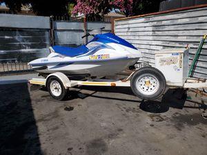 06 Yamaha WAVERUNNER vx110 SPORT 3 seat 4 STROKE for Sale in Compton, CA