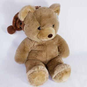"Vintage Gerber Precious Plush Stuffed Animal Plushie 20 inch 20"" Bear Brown for Sale in Keystone Heights, FL"