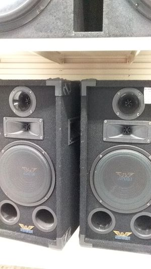 Band speakers for Sale in San Benito, TX