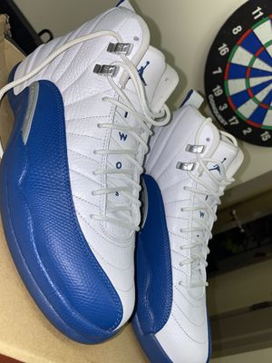 Air Jordan 12 Retros French Blues for Sale in DuPont, WA