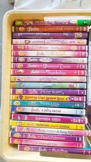 Barbie Movies for Sale in Brentwood, CA