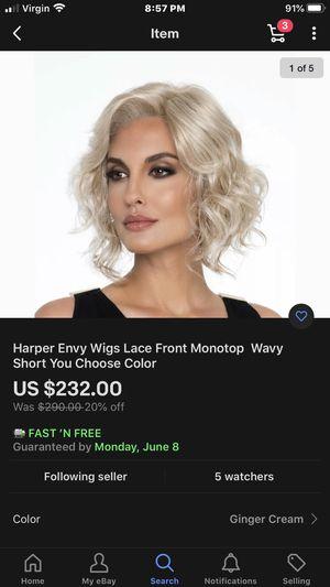 ENVY-HARPER WIG for Sale in Clovis, CA
