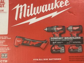 Milwaukee Combo En Caja 📦 New for Sale in Silver Spring,  MD