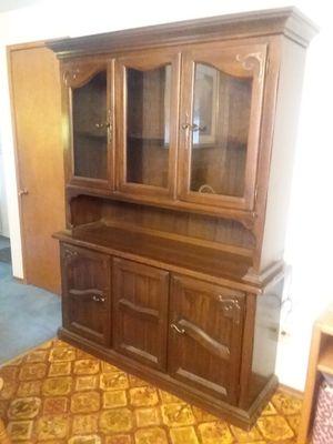 China closet/hutch/cabinet for Sale in Seattle, WA