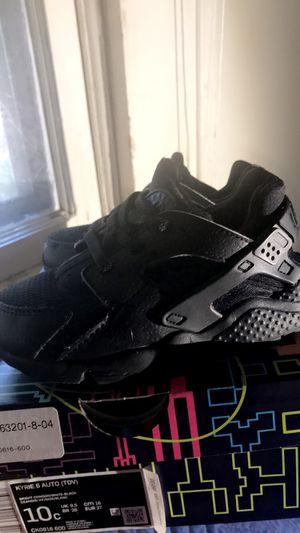 Kids Huarache Shoes Gently Worn Like New (9C) for Sale in Winston-Salem, NC