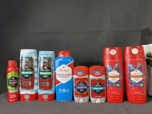 Old spice bundle 8 items for Sale in Melvindale, MI