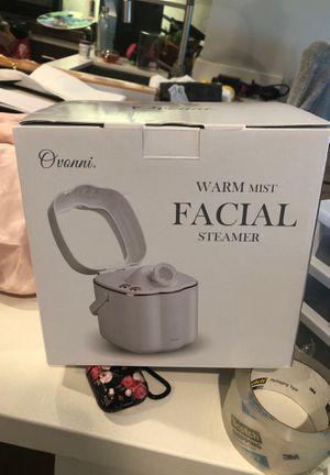 Ovonni warm mist facial steamer for Sale in Irvine, CA