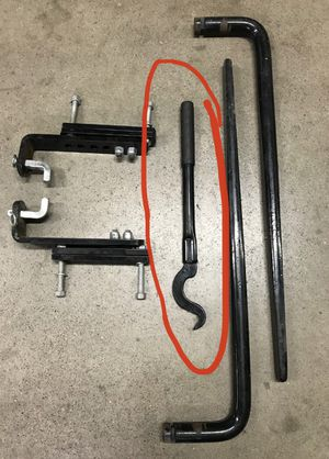 Reese Round Bar Weight Distribution Hitch Sway Control BARS MOUNTS TRAILER for Sale in Las Vegas, NV