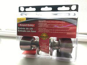 Master lock doorknob for Sale in Murfreesboro, TN