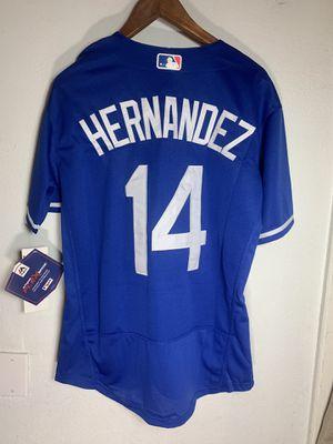 Enrique Kike Hernandez Los Angeles Dodgers Baseball Stitched Jersey 14 for Sale in Fontana, CA