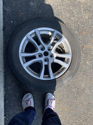 Camaro 19 inch rims set of 4 for Sale in Columbus, OH