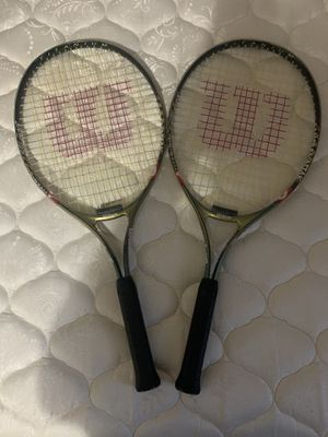 Tennis Rackets for Sale in Claremont, CA