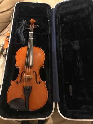Violin and case for Sale in Clarksburg, MD