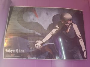 Tokyo Ghoul poster for Sale in New Cumberland, PA