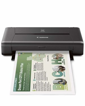 Canon Pixma iP110 Wireless Mobile Printer With Airprint And Cloud Compatible NEW IN BOX for Sale in Phoenix, AZ