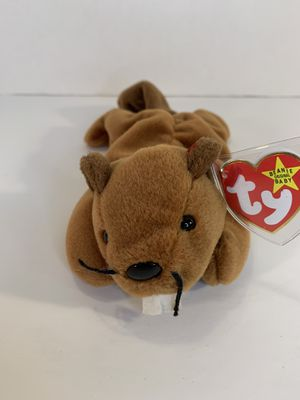 TY Beanie Baby - BUCKY the Beaver for Sale in Anaheim, CA