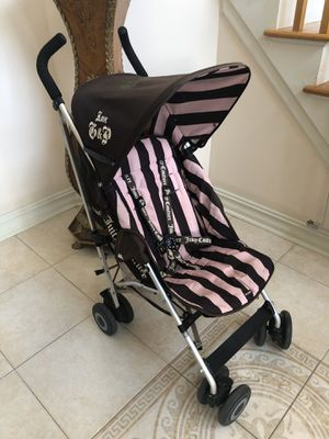 Juicy Couture McLaren Girl Stroller for Sale in Matawan, NJ
