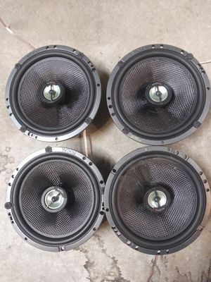 4 Focal Access 165 CA1 6.5-Inch Coaxial Speakers for Sale in Lake Stevens, WA