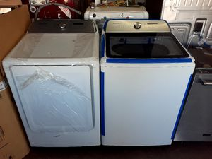 New Samsung Top Load Washer and Gas Dryer Set for Sale in Artesia, CA