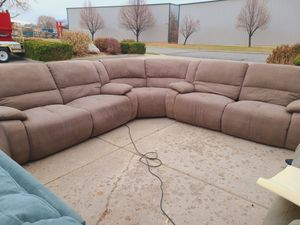 🤎 3-Piece Power Recline Sectional for Sale in Layton, UT