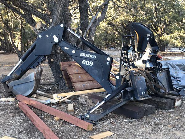 Bradco 609 BC Extension /attachement Excavator