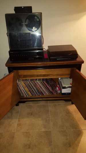 Stereo Equip & LP Records for Sale in Port St. Lucie, FL