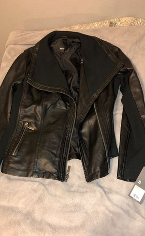 Brand new leather jacket for Sale in Sanger, CA