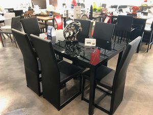 7 Piece Dining Table Set for Sale in Miami Springs, FL