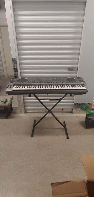 Casio WK-1800 Musical Keyboard with Stand for Sale in Lake Worth, FL