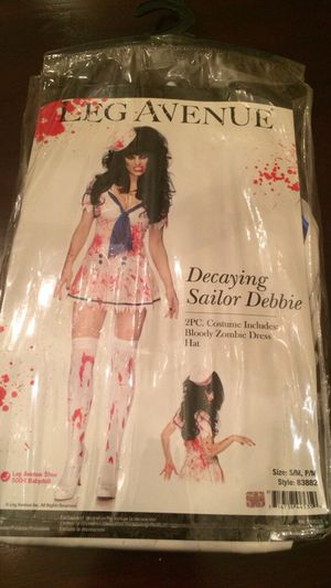 Leg Avenue Never Worn Sailor Zombie for Sale in Las Vegas, NV