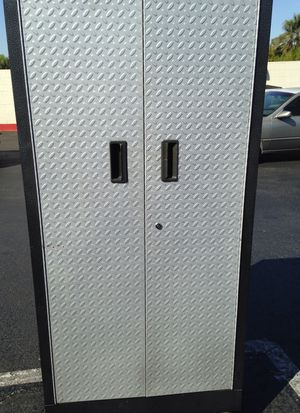 Gladiator Tall Lockable Cabinet for Sale in Rancho Cucamonga, CA