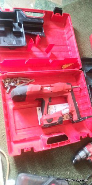 Hilti nail gun for Sale in Arnold, MO