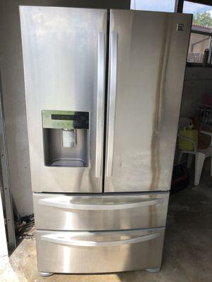 Kenmore Elite Refrigerator Refrigerador Nevera Nice Conditions for Sale in Hialeah, FL